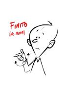 """gesto italiano """"terminado"""""""