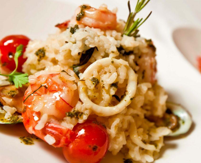 risotto comida italiana almeria restaurantes italianos almeria