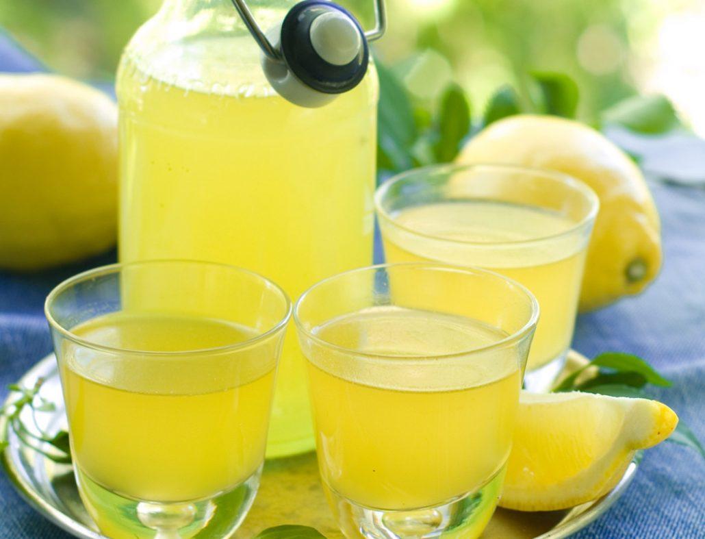 limoncello bebidas tipicas italianas almeria