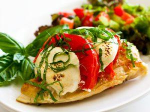 comida italiana niños almeria
