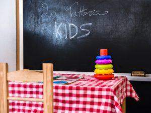 restaurante italiano niños almeria
