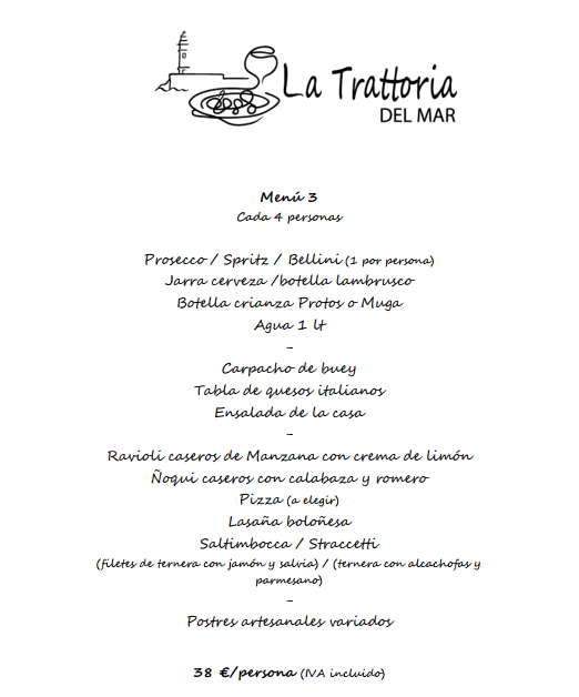 menus navidad almeria 2017 italiano pizzeria 3