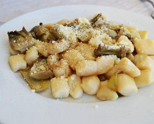 platos italianos navidad almeria ñoquis