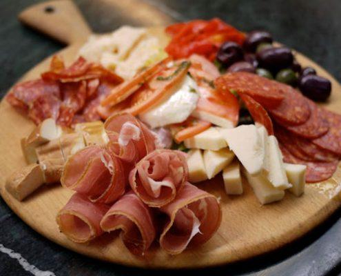 platos italianos navidad almeria antipasto