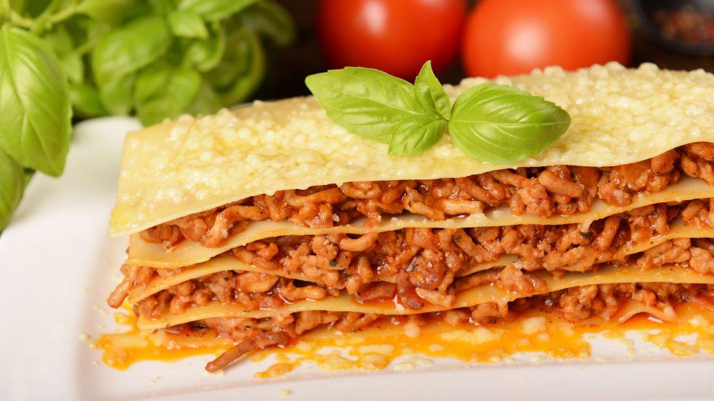 platos tipicos italianos