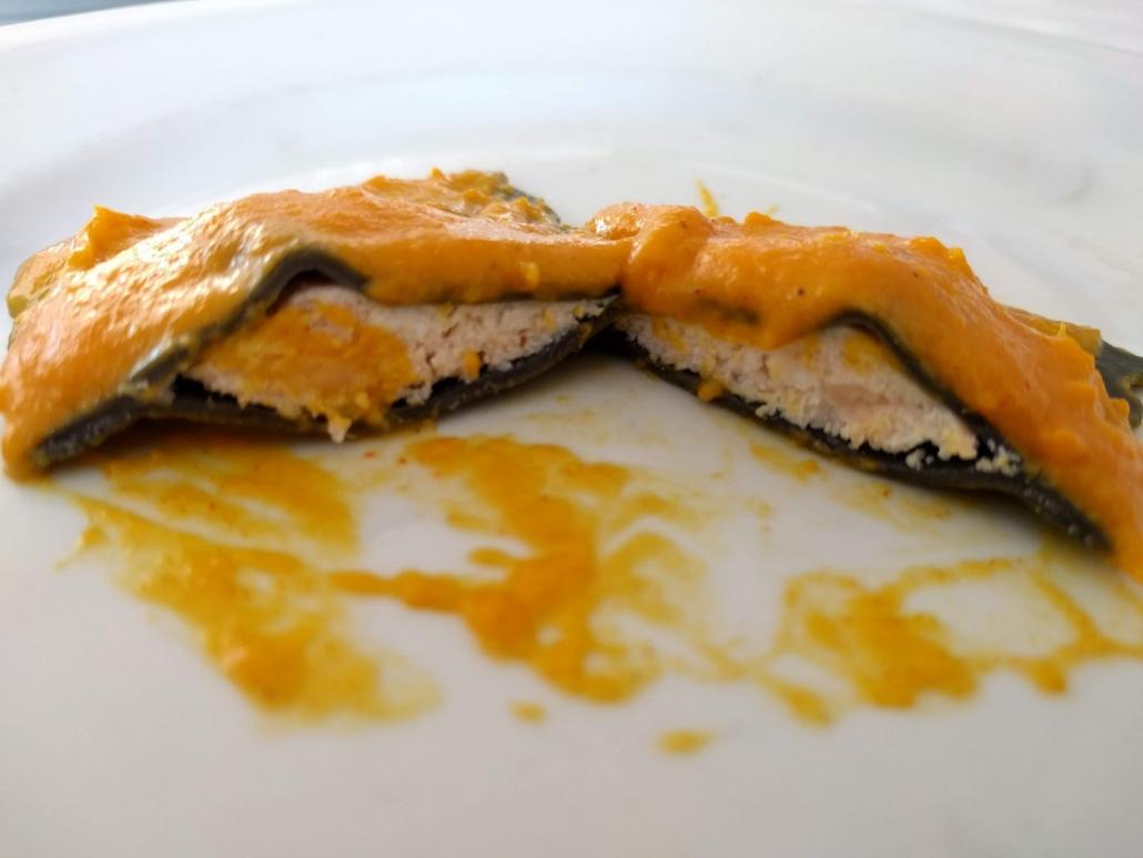 pasta rellena almería